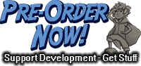 Pre-Order Now! Support Development