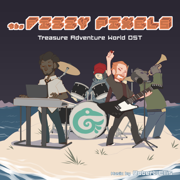 Treasure Adventure World OST Now Available on BandCamp